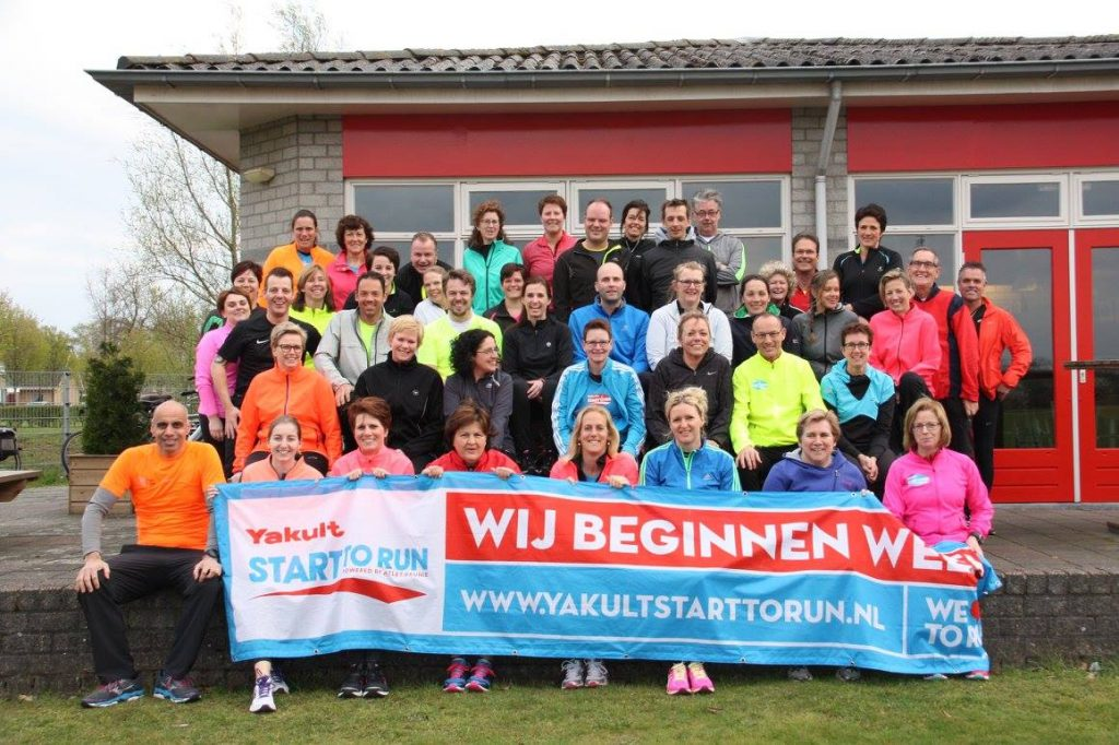 Start to Run voorjaar 2016